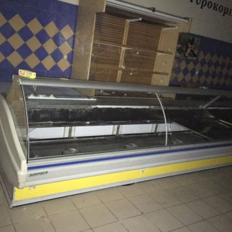 Βιτρίνα-Ψυγείο Super Market