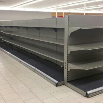 Ράφια Super market-Γόνδολες