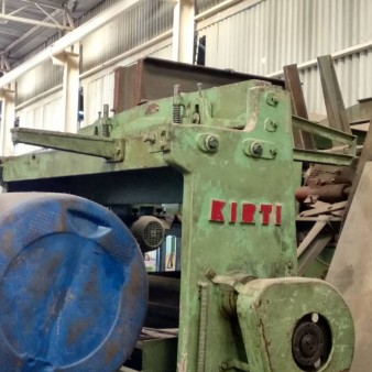 Μηχανικό Ψαλίδι KIRTI (1.5mm X 1.25m)