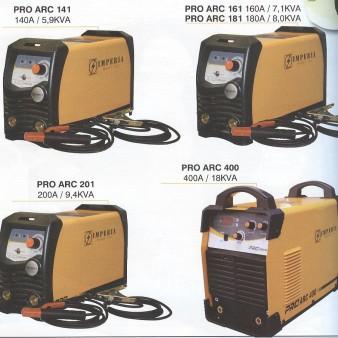 Ηλεκτροκολλήσεις Inverter μονοφασικές & τριφασικές