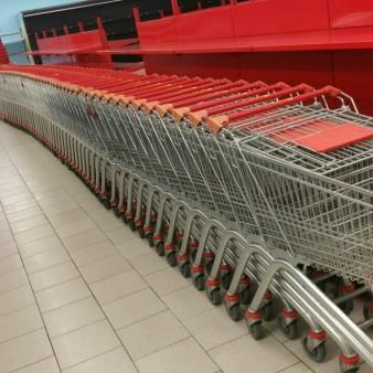 Καροτσάκια Super Market