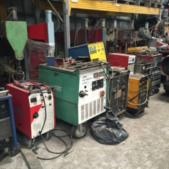 Ηλεκτροκολλήσεις - Welding