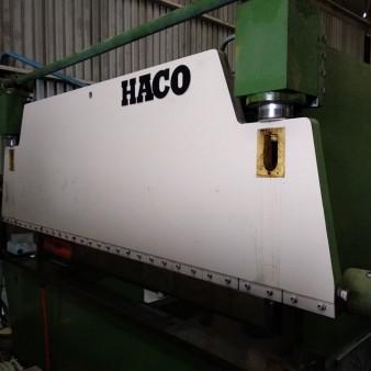Στραντζόπρεσσα HACO (100ton Χ 3.00m)