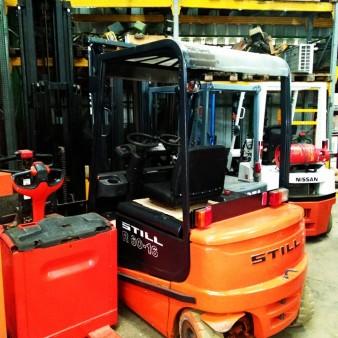 Ηλεκτρικό Κλαρκ STILL R60-16 (1600kg - 3.00m)