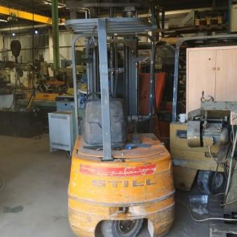 Ηλεκτρικό Κλαρκ STILL R50-15  (1500kg-4.00m)
