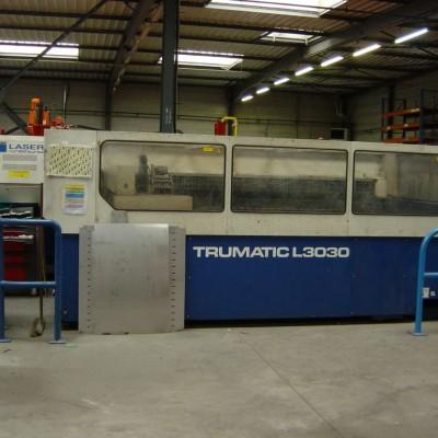 TRUMPF Trumatic L3030